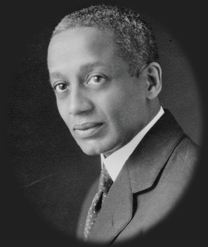Alain Locke, the first African American Rhodes Scholar